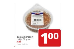 bak camembert