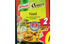 knorr mix voor nasi of macaroni