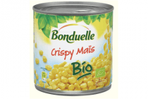 bonduelle crispy mais bio 425 ml