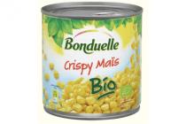 bonduelle crispy mais bio 212 ml