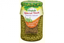 bonduelle doperwtjes special touch