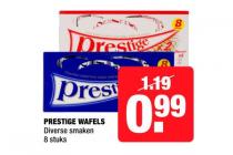 prestige wafels