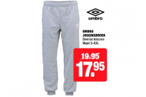 umbro joggingbroek
