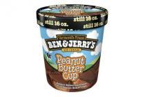 ben  jerrys peanut butter cup