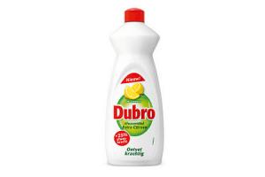 dubro extra citroen afwasmiddel 600 ml