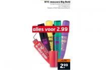 nyc mascara big bold
