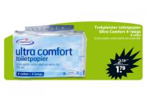 trekpleister toiletpapier ultra comfort 4 laags