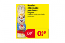 hamlet chocolade paashaas