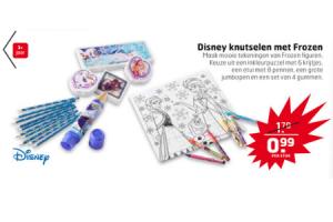 Disney Knutselen Met Frozen Voor 099 Per Stuk Bestenl