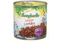 bonduelle linzen 425 ml