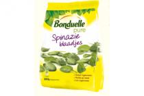 bonduelle losse spinazieblaadjes
