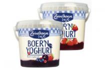 zuivelhoeve boern yoghurt