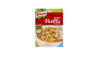 knorr wereldgerechten spaanse paella