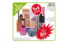 gehele assortiment rimmel make up