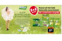 hele assortiment naturella