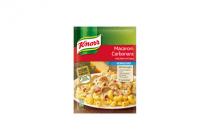 knorr mix italiaans macaroni carbonara