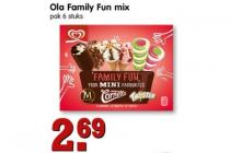 ola family fun mix
