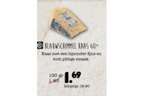blauwschimmel kaas 60plus