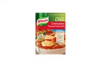 knorr mix uit de oven ovenpasta tomaat mozzarella