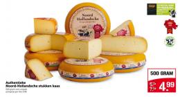 authentieke noord hollandsche stukken kaas