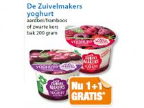 de zuivelmakers yoghurt