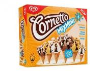 cornetto mini mix