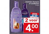 andrelon shampoo of conditioner