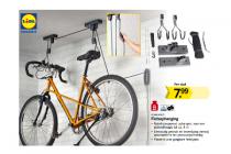 fietsophanging