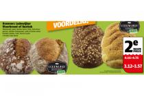 ovenvers lodewijker vloerbrood of rustiek