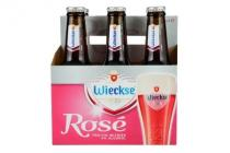 wieckse rose 6 pack fles 40