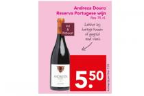 andreza douro reserva portugese wijn