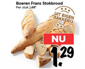 boeren frans stokbrood