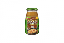knorr chicken tonight sate