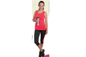 dames capri sportlegging