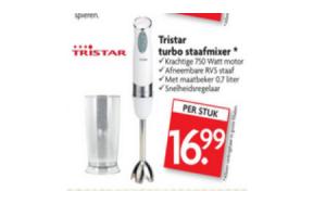 tristar turbo staafmixer