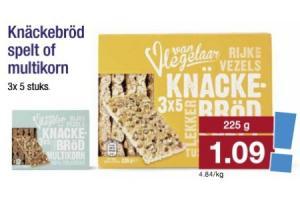 knackebrod spelt of multikorn