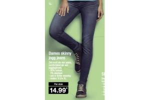 dames skinny jogg jeans
