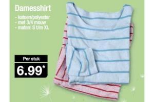 damesshirt