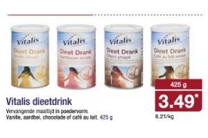 vitalis dieetdrink