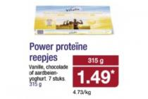 power proteine reepjes