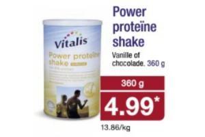 power proteine shake