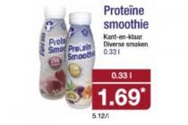 proteine smoothie