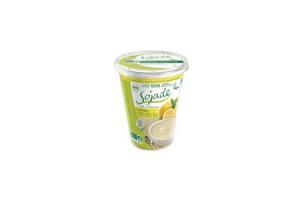 sojade soja yoghurt citroen