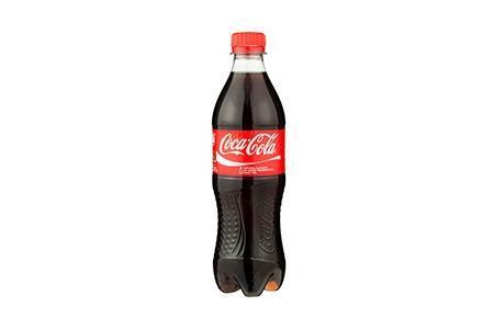 coca cola petfles