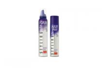 proset haarspray of  schuim