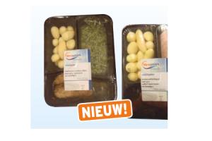 versuniek verse hollandse 3 vaks maaltijden