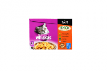 whiskas variatiepak senior