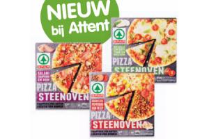 steenoven pizzas