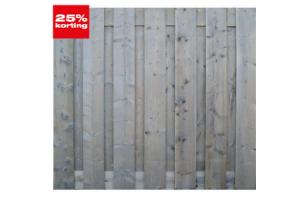 tuinsherm steigerhout