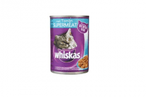 whiskas supermeat pate tonijn